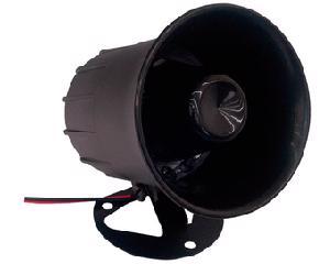 Alarma sirena 6 tonos IMPORTADO - Cant Tonos 6 Tonos, Intensidad 20 Watts, Voltaje 12 Voltios