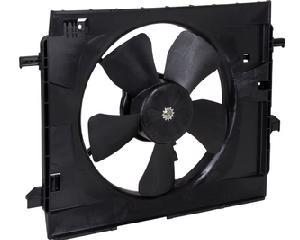Motoventilador radiador y aire acondicionado CARFAN - Chevrolet HHR 4 cil - 2.2L 2006-2011 - Cant aspas ventilador 1 5 Aspas, Terminales conector 1 2 Puntas, Voltaje 12 Voltios