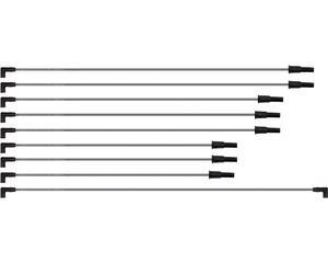 Cable bujia BERU - Dodge B100 8 cil - 5.2L 1992-1998 - Bobina 1 97 Centimetros, Cable 1 89 Centimetros, Cable 2 89 Centimetros, Cable 3 79 Centimetros, Cable 4 78 Centimetros, Cable 5 78 Centimetros, Cable 6 64 Centimetros, Cable 7 64 Centimetros, Cable 8 63 Centimetros, Calibre 8 Milimetros , Material EPDM