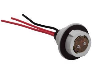 Conector tipo soquet NACIONAL - VW Volkswagen Pointer 4 cil - 2.0L 1998-2008 - Terminales 2 Polos, Soquet 1176