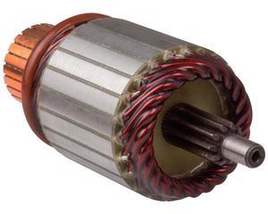 Armadura marcha VALUE - Cant Dientes 10 Dientes, Potencia 1.4 KW (Kilowatts), Voltaje 12 Voltios, Giro CW , Sistema Delco , Serie PG260D, PMGR
