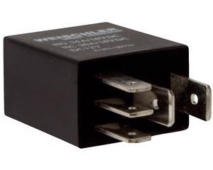 Relevador universal WEISCHLER - Chrysler New Yorker 4 cil - 2.5L 1993-1994 - Amperaje 20A - 25 Amperes, Terminales 5 Terminales, Voltaje 12 Voltios