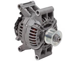 Alternador automotriz BOSCH - Amperaje 150 Amperes, Voltaje 12 Voltios, Montaje Pad mount , Serie IR/IF , Sistema Bosch