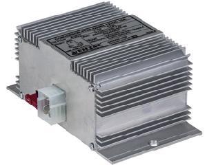 Convertidor voltaje electronico VEHTEC - Amperaje 10 Amperes, Voltaje 24-12 Voltios