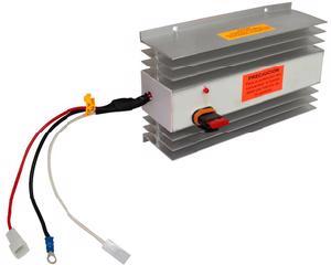Convertidor voltaje electronico NACIONAL - Amperaje 16 Amperes, Voltaje 24V A 12 Voltios