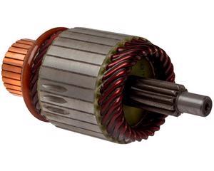 Armadura marcha VALUE - Cant Dientes 11 Dientes, Potencia 1.6 KW (Kilowatts), Voltaje 12 Voltios, Sistema Delco , Giro CW , Serie PG260G