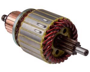 Armadura marcha IMPORTADO - Cant Dientes 11 Dientes, Potencia 2.0 KW (Kilowatts), Voltaje 12 Voltios, Sistema Bosch , Serie PMGR , Giro CW