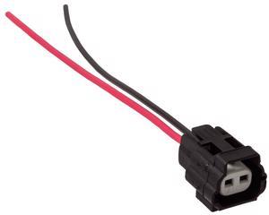 Conector inyector NACIONAL - Terminales 2 Soquet