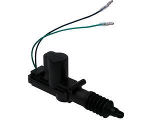 Actuador seguro electrico IMPORTADO - Terminales 2 Puntas, Voltaje 12 Voltios