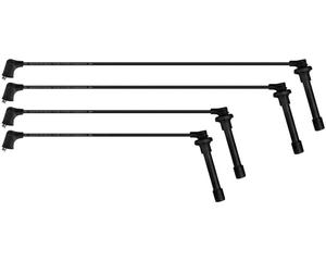 Cable bujia BERU - Acura CL 4 cil - 2.2L 1997-1997 - Cable 1 64 Centimetros, Cable 2 59 Centimetros, Cable 3 45 Centimetros, Cable 4 40 Centimetros, Material EPDM , Calibre 7 Milimetros