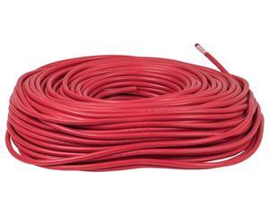 Cable bateria ACOSA - Longitud 100 Metros, Color Rojo , Calibre # 6