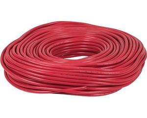 Cable bateria ACOSA - Longitud 100 Metros, Color Rojo , Calibre # 4