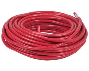Cable bateria ACOSA - Longitud 25 Metros, Calibre # 4 , Color Rojo