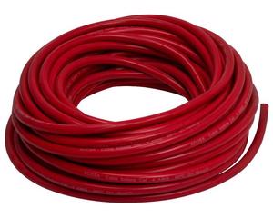 Cable bateria ACOSA - Calibre # 4 , Color Rojo
