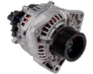 Alternador automotriz BOSCH - Amperaje 80 Amperes, Cant Ranuras 9 Ranuras, Voltaje 24 Voltios, Serie IR/IF , Sistema Bosch , Giro CW