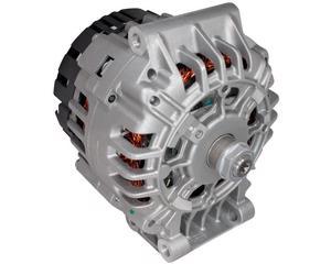 Alternador automotriz VALEO - Nissan Platina 4 cil - 1.6L 2002-2010 - Amperaje 90 Amperes, Voltaje 12 Voltios, Serie IR/IF , Sistema Valeo , Giro CW