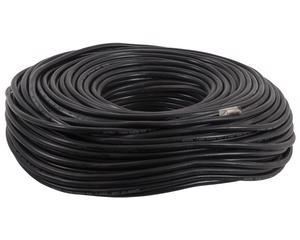 Cable bateria ACOSA - Longitud 100 Metros, Calibre # 4 , Color Negro