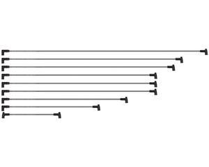 Cable bujia BERU - Chevrolet Blazer 8 cil - 5.7L 1994-1994 - Bobina 1 27 Centimetros, Cable 1 117 Centimetros, Cable 2 102 Centimetros, Cable 3 97 Centimetros, Cable 4 86 Centimetros, Cable 5 86 Centimetros, Cable 6 86 Centimetros, Cable 7 68 Centimetros, Cable 8 51 Centimetros, Calibre 8 Milimetros , Material EPDM