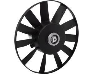 Motoventilador radiador y aire acondicionado CARFAN - Cant aspas ventilador 1 11 Aspas, Terminales conector 1 3 Puntas, Voltaje 12 Voltios