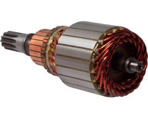 Armadura marcha OVERSTOCK - Cant Estrias 11 Estrias, Potencia 1.2 KW (Kilowatts), Voltaje 12 Voltios, Sistema Hitachi , Serie OSGR