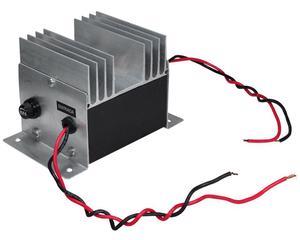Convertidor voltaje electronico NACIONAL - Amperaje 3 Amperes, Voltaje 24V A 12 Voltios