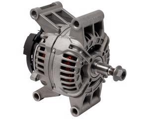 Alternador automotriz BOSCH - Amperaje 160 Amperes, Voltaje 12 Voltios, Sistema Bosch , Montaje Pad mount , Serie IR/IF