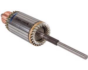 Armadura marcha REMY - Cant Dientes 19 Dientes, Potencia 3.2 KW (Kilowatts), Voltaje 24 Voltios, Serie 50MT , Giro CW , Sistema Delco