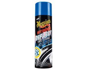Abrillantador llantas MEGUIARS - Hot shine reflect - Contenido 425 Gramos (gr), Línea Brilliant