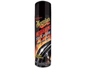 Abrillantador llantas MEGUIARS - Hotshine abrillan llantas spray - Contenido 425 Gramos (gr), Línea Detail