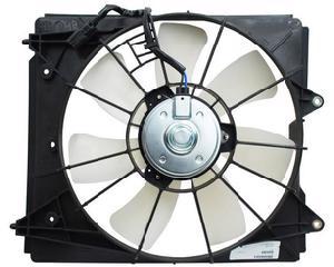 Motoventilador TYC - ACURA TL 6 cil - 3.5 L 2009-2014 - Para radiador Si, Tipo Completo