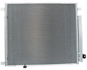 Condensador Tong Yang - CADILLAC SRX 2004-2009 - Orificio para enganche No