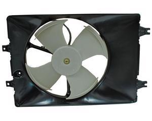 Motoventilador TYC - ACURA MDX 2003-2006 - Para aire acondicionado Si, Tipo Completo