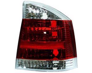 Calavera TYC - CHEVROLET Vectra 2005-2006 - Color de mica Rojo / Blanco, Lado Derecho (Copiloto)