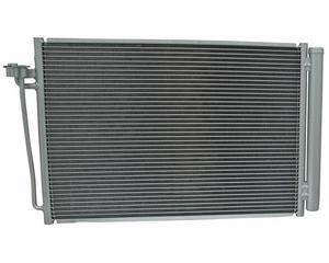 Condensador Tong Yang - BMW 525 12 cil - 6 L 2004-2010 -  Con deshidratador