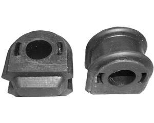 Goma de barra estabilizadora SYD - Nissan Tsuru 1988-1991 Mk2 - Contenido 2 piezas, Posición trasera