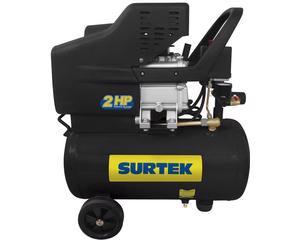 Surtek -  Cubre motores para proteger al operario/Opciones de conexión en paralelo con otros compresores/Válvula para drenar humedad
