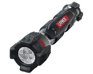 7L2A Linterna 4 LED 2 pilas inAAin uso pesado Urrea -Linterna 4 LED 2 pilas inAAin uso pesado Urrea-Bajo consumo de energía.-Cuerpo de aluminio con recubrimiento de neopreno.-Haz de luz ultra brillante. 90m haz de luz.-Resistente a impactos.-Resistente a todo tipo de clima.