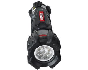 7L3A Linterna 9 LED 3 pilas inAAAin uso pesado Urrea -Linterna 9 LED 3 pilas inAAAin uso pesado Urrea-Bajo consumo de energía.-Cuerpo de aluminio con recubrimiento de neopreno.-Haz de luz ultra brillante. 90m haz de luz.-Resistente a impactos.