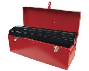 Caja portaherramientas metálica 62.5x24.5x24.5cm