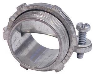 136832 Conector para cable uso rudo 3/4in Surtek. -Fabricados en zamak con terminado cromo satinado
