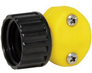 130377 Conector plástico hembra 1/2in Surtek. -Conector plástico hembra 1/2in Surtek-Conectores de fácil instalación-Ideal para su uso en mangueras para jardinería del hogar-Cuenta con una cuerda de 3/4 NPT para llaves y accesorios estándar