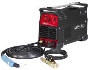 Urrea -  40/Cortador de plasma URREA para cortar piezas de metal, 30 A, corriente de corte a 220 V 20, Ciclo de trabajo 40A(220V)/30A(110V), Corriente de corte a 110 V 20, Espesor de corte 14mm Frecuencia, Peso 11 kg, Voltaje 110/220V