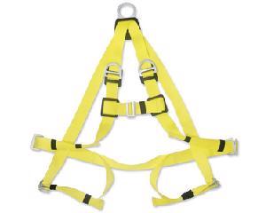 Arnés de rescate con cinturón talla 36-40