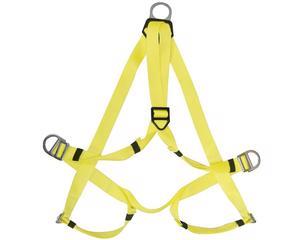 Arnés de suspensión con cinturón talla 40-44
