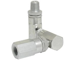 23617 Conector giratorio tipo Z Urrea. -Conector giratorio tipo Z Urrea