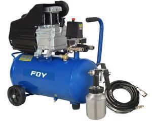 Foy - Capacidad de tanque 25 L, Consumo eléctrico 0,77 kWh, Frecuencia 60 Hz, Velocidad del motor 3350 rpm, Voltaje 127 V~