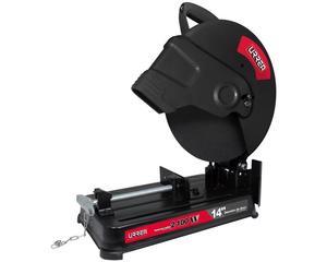 """Urrea -  Cortadora de metal URREA, que gracias a su diseño permite cortar piezas de metal de manera rápida y precisa, Diámetro de disco 14"""", Diámetro de eje 1"""", Frecuencia 60 Hz, Peso 16,8 kg, Potencia 2100 W, Velocidad 3,800 rpm, Voltaje 127 V"""