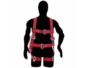 Arnés contra caídas con cinturón talla 40-44