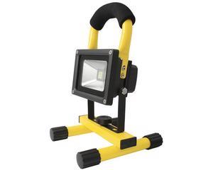 136137 Reflector LED 3W Surtek. -Reflector LED 3W Surtek-Pantalla de 90 x 65mm-Cuerpo de aluminio-Corriente alterna 120V-Distancia del cable 1.5m-Iluminación para labores de trabajo como construcción, taller mecánico, contratistas, etc.