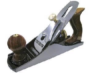 120413 Cepillo para carpintero base corrugada #3 Surtek. -Cepillo para carpintero base corrugada #3 Surtek-Cuchilla de acero al alto carbono pulida, rectificada y preafilada a 25°-Base corrugada-Marca Surtek